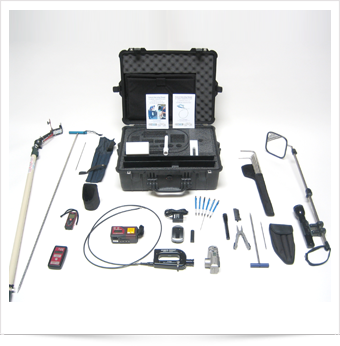 Updating the CT-30 Contraband Team Detection Kit